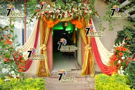 home decoration with flowers hindu wedding stage flower decoration indian wedding stage