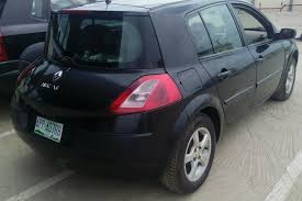 renault clio 2002 black renault cars in nigeria for sale used and new car prices buy