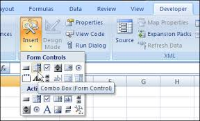 3 types of excel drop down lists compared contextures blog