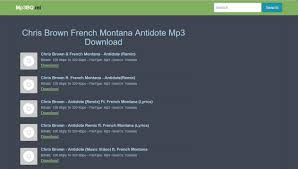 download mp3 from page source chris brown french montana antidote mp3 download download chris