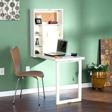 wall mounted folding desk fabulous folding table attached to wall