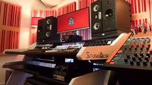 Audio Studio Desk by Studiodesk Music Commander