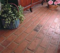 the pros and cons of brick flooring preferably for outdoor