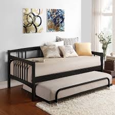 dorel living kayden wood twin daybed multiple colors walmart com