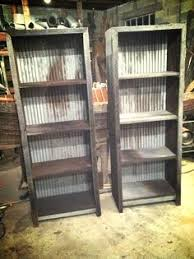 Building Wood Bookcase by Best 25 Reclaimed Wood Bookcase Ideas On Pinterest Bookshelf