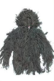 Ghillie Suit Halloween Costume Ghillie Jackets Ghillie Pants