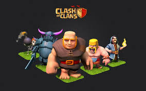 clash of clans wallpapers best clash of clans wallpapers high quality download free hd