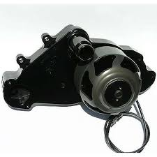 meziere wp319s 300 series electric water pump chevy ls engines jegs