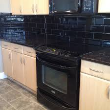 Black And White Appliance Reno Kitchen Reno Before And After Isabelle Margaret