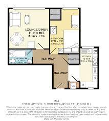 Hammersmith Apollo Floor Plan by Amazan Properties Property