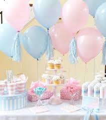 gender reveal party ideas boy or girl blue pink gender reveal party pizzazzerie