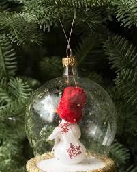 de carlini glass ornament balsam hill