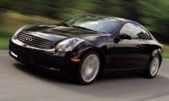 2003 Infiniti G35 Coupe Interior Infiniti G35 Coupe Road Test Reviews Car And Driver