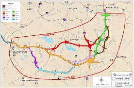 Illinois Tollway Map The Eisenhower Interstate Highway System Connects All Major Us