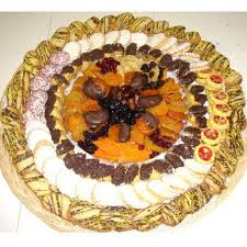 chocolate dipped fruit european cookies gift tray and chocolate dipped fruit gift tray 6601
