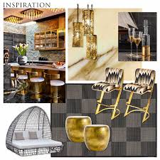 design 101 how to design and style an outdoor bar and lounge