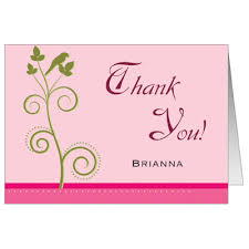birthday thank you notes birthday thank you notesadult birthday thank you cards for