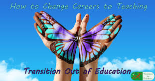 Changing Careers Resume Samples by How To Change Careers To Teaching Or Transition Out Of Education