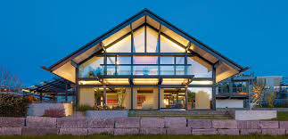 modernday houses nice small home building kits that has brown roof can add the
