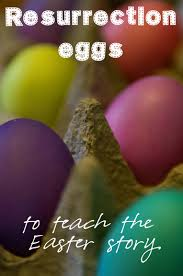 easter resurrection eggs resurrection eggs telling the easter story faithgateway