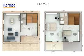 prefabricated home plans prefab house plans modern prefab home ground floor plan by studio