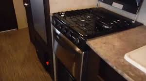 Evo Cooktop Reviews 2015 Evo T2250 Travel Trailer Youtube
