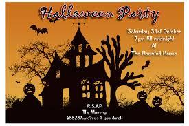 halloween party invitation lilbibby com