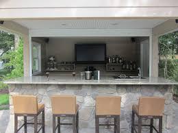 outdoor kitchens bars long island outdoor bar and granite countertop veneered dressed field stone bucks county hampton bays