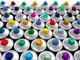 custom color match aerosol spray paint by lazer spray