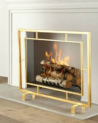fireplace fireplace screens ebay modern fireplace screens