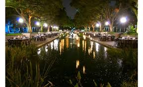 Best Wedding Venues In Houston Our Venue The Reflection Pool At The Houston Zoo Weddingbee