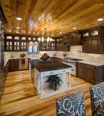Log Home Interior Photos Bennett Log Cabin Design By Katahdin Cedar Log Homes