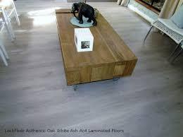 white ash laminate flooring 17208