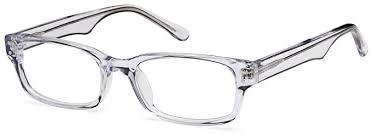prescription glasses amazon com clear prescription glasses frames rxable in