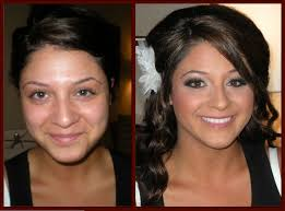 airbrush makeup for wedding bridal makeup flirt bar temecula ca before after
