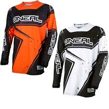 youth motocross jerseys oneal element 2017 racewear youth motocross jersey junior