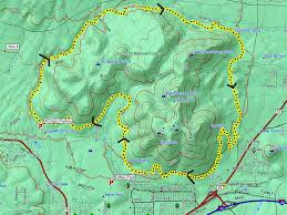 Bent Creek Trail Map Flagstaff Mount Elden Loop Ride Day 5