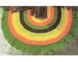 Easy Crochet Oval Rug Pattern Crochet Rug Pattern Rug Crochet Pattern Rug Pattern Pdf Easy