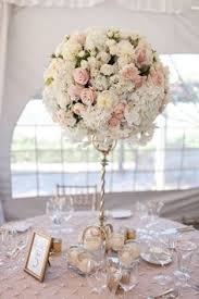 Tall Table Centerpieces by Mardi Gras Wedding Inspiration From The Graceful Host And Old