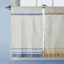 Cafe Curtains For Bathroom How To Make Cafe Curtains