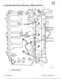 i need a diagram for a mercury 93 115hp fuel reciruation
