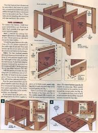 wood table saw stand 1578 table saw stand plans table saw tips jigs and fixtures