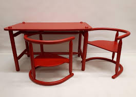 anna children u0027s table and 2 chairs by karin mobring for ikea 1963