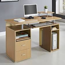 Tesco Computer Desks Buy Aspect Design Computer Desk Beach From Our Office Desks