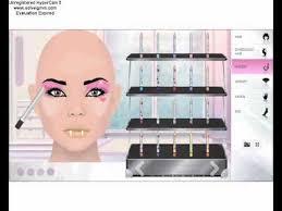 stardoll monster high makeup draculora