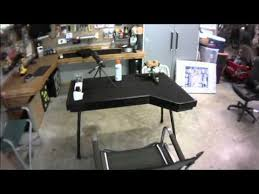 Portable Shooting Bench Building Plans Home Made Portable Shooting Bench Youtube