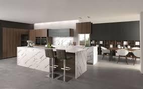 cuisine contemporaine design cuisine design 31 modèles pour être pile dans la tendance côté
