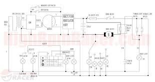 redcat atv mpx110 wiring diagram only 0 01