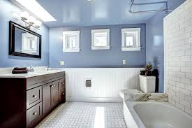 inspiration blue beach themed bathroom hommcps
