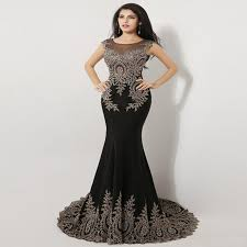 black and gold plus size formal dresses boutique prom dresses
